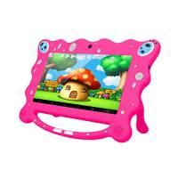 Ainol 7C08 Tablet per Bambini da 7 pollici, Android 7.1 RK3126C Quad Core 1GB+8GB Tablet Educativo, con Custodia in Silicone Stander, WIFI Doppia Fotocamera, Roso