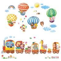 Stickers murali bambini, perfetti per decorare con fantasia ...