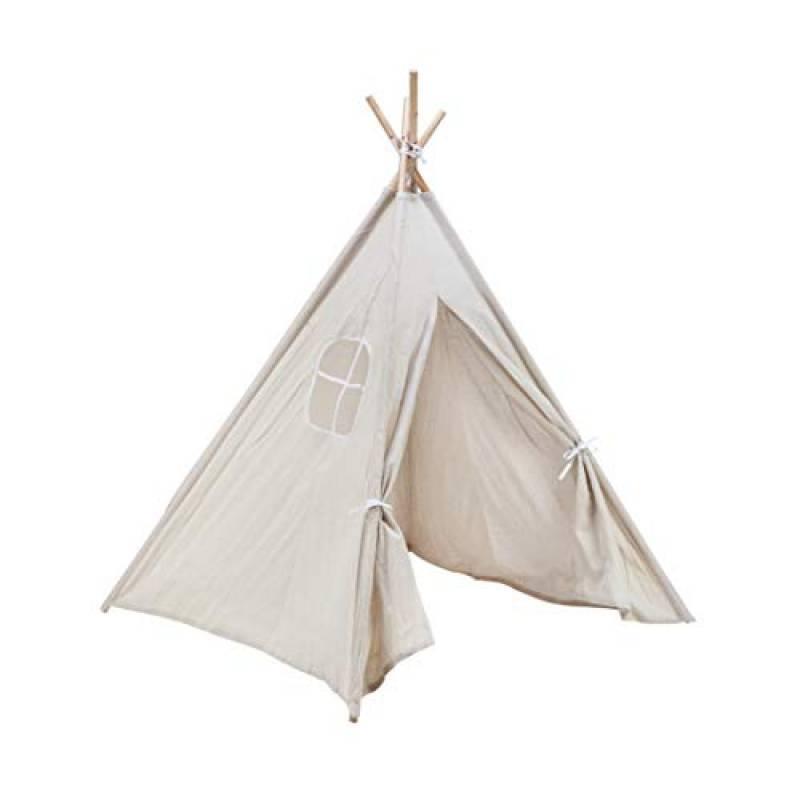 Tenda Indiana per bambini - Teepee interno Esterno Tende gioco Indiani Tenda casetta per Bambini ragazzo ragazza (Modello 5)