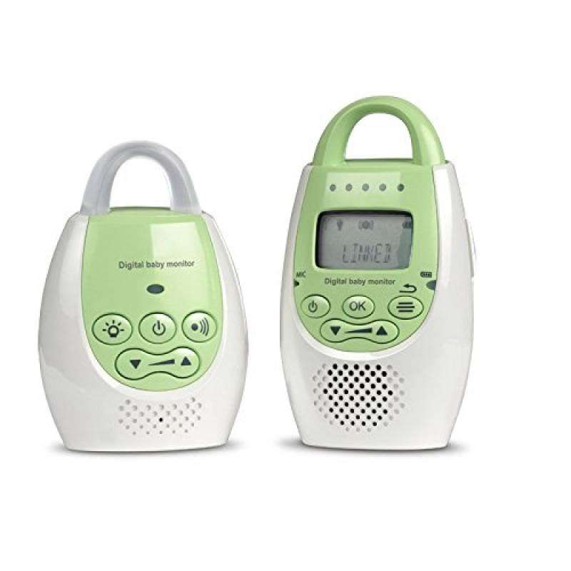 Health And Wellness bm0203–Baby monitor con schermo senza interferenza