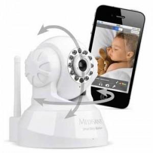 Baby Monitor smartphone