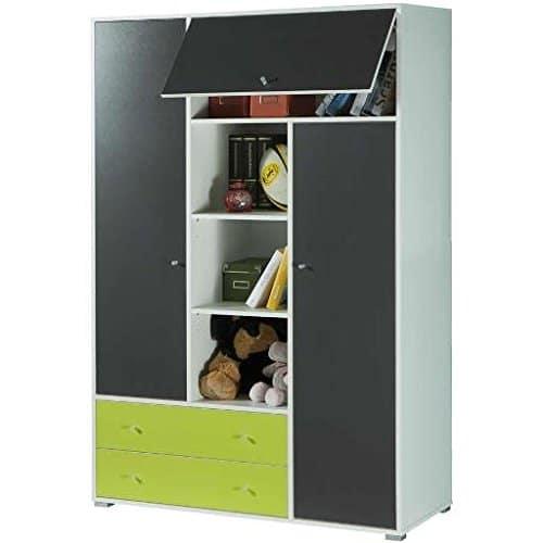 Con l\'armadio per cameretta giusto si possono però creare ...