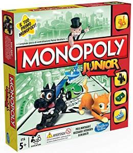 Monopoly Junior 232 Un Gioco Di Societ 224 Per Bambini Dai 5