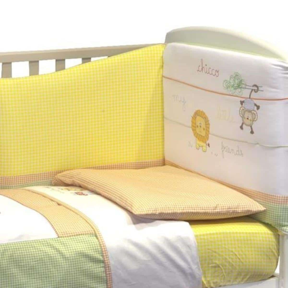 Paracolpi lettino, un dispositivo per la sicurezza del tuo bebè ...